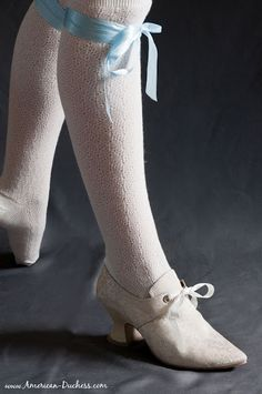 LOVE THESE SHOES SO MUCH!!! need them in red and leopard...  American Duchess:Historical Costuming: V137: Pompadour Court Shoes Giveaway! | Historical Costuming and sewing of Rococo 18th century clothing, 16th century through 20th century, by designer Lauren Reeser.