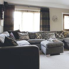 Gray Living Room Decorating Ideas   Grey Living Room Ideas
