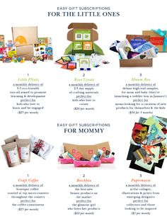 Easy Gift Subscriptions for Kids from George