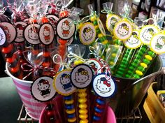 Hello Kitty party favors  #