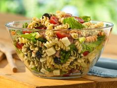 Quick Antipasto Pasta Salad