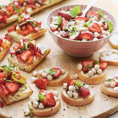 Strawberry Caprese Salad Recipe