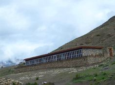 Newly established Birthing Center by One Heart and supportive hands in Dho Tarap VDC Dolpa, Nepal.  Really at the Roof of the World.