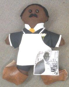 George Washington Carver doll.....so cute!!