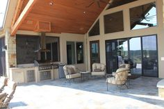 Barndominium Gallery | Custom Outdoor Living | Quality Innovations, Inc