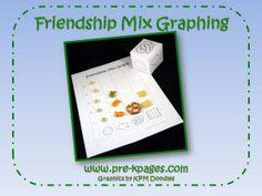 thanksgiv unit, graph activ, theme snack, preschool idea, thanksgiv theme