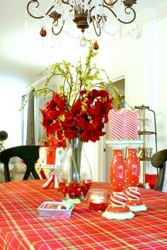 Christmas Kitchen -