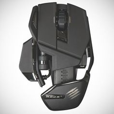 The RATM Wireless Gaming Mouse is Packed with Features trendhunter.com