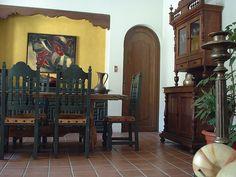 Casa Crespo, Mex.