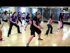 Here is another good Zumba video to do!