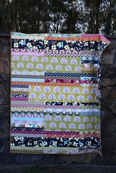 Simple quilt pattern to make!