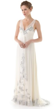 Dreamy gown