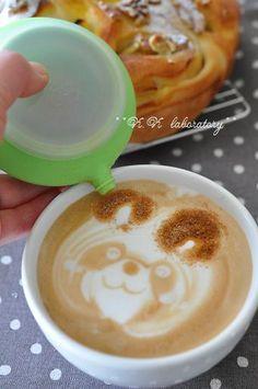 panda coffee <3