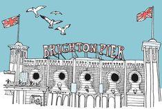 Design*Sponge Guide to Brighton, UK