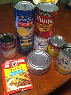 soups, cups, chicken tacos, taco seasoning, easier, taco soupdoesnt, food storage recipes, boots, 300 cal