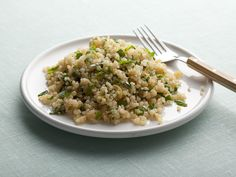 Herbed Quinoa #myplate #grains