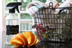 Detoxify Your Home: DIY Non-toxic Cleaning Recipes