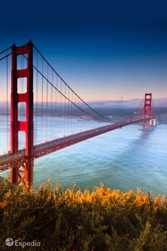 The Golden Gate Bridge awaits.  San Francisco - happy memories!