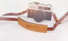 Camera strap.