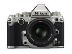 Nikon's full-frame Df: a modern camera in a stunning old-school body, all for $2,999.95 | The Verge