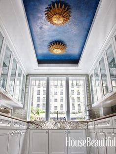 WOW! What a view! House Beautiful - Kitchen of the Year 2012