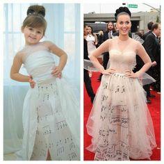 Mayhem and Her Paper Dresses Cause Instagram Mayhem