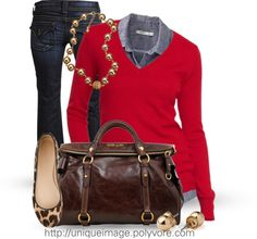 """""""Winter Outfit #4"""" by uniqueimage ❤ liked on Polyvore"""