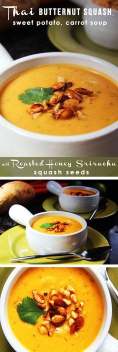 ginger, butternut squash soup, coconut milk, potato soup, red curri