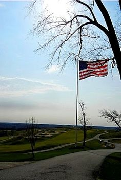 My Photos and Travels: Pete Dye Golf course in French Lick, Indiana