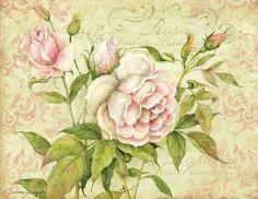 Rose Boxed Notecard , 1005301 | Lang