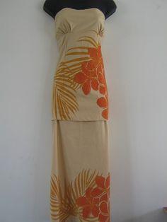 Samoan Puletasi