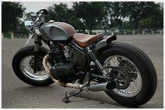 Honda CM400 - Flash Rabbit CustomGarage - Pipeburn - Purveyors of Classic Motorcycles, Cafe Racers & Custom motorbikes