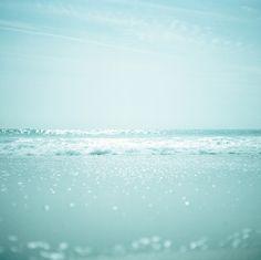 Sparkling Blue Ocean