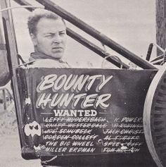 "Connie Kalitta ""The Bounty Hunter"""