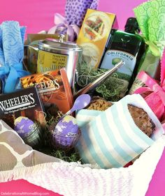 Easter basket ideas #WorldMarket