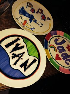 MakIt Plates - Family fun and Great Gift Idea!