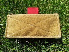 Tan Tactical Velcro Ouch Pouch Admin Med Medic by TacticalTextile, $12.99