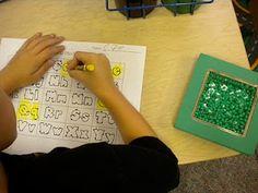 Growing Kinders: Literacy Centers
