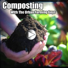 Make Lots of Compost (Black Gold) with very little effort