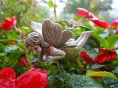 It's a bird! It's a plane! It's Fairy Mary! See what all the buzz is about with our Flying Fairies.  Exclusively at wholesalefairygardens.com