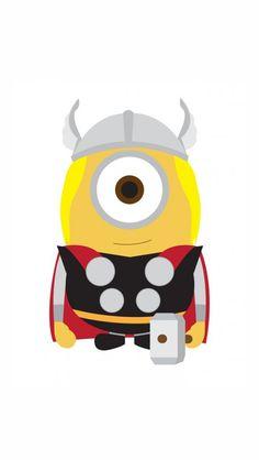 Thor Minion ♡