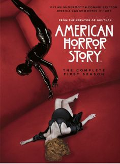AMERICAN HORROR STORY SEASON 1.   American Horror Story is a deeply stylish psycho-sexual haunt devised to keep you on the edge of your seat. The Harmon's fresh start in a new home deviously twists to reveal discoveries of love, sex and murderous revenge. Featuring a Golden Globe winning performance by Jessica Lange.  http://highlandpark.bibliocommons.com/search?t=smart&search_category=keyword&q=AMERICAN+HORROR+STORY+LANGE&commit=Search&search_scope=all