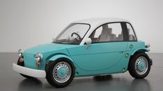 The Toyota Camatte is a concept car for kids. A real big toy!!
