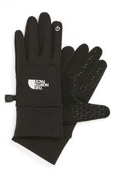 North Face e-tip gloves - ***gift idea!!