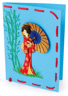 tarjeta japonesa