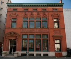 New Haven Water Company (1903) - Ninth Square Historic District