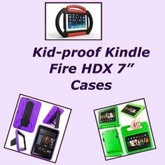 #Kindle Fire HDX 7 Cases for Kids
