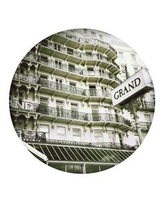 The Grand by theswanandthefox on Etsy #brighton #england