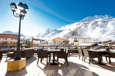 Enjoy apres ski luxury at Le Savoie Hotel & Spa near Tignes