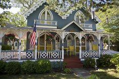 Campground Cottage - Oak Bluffs